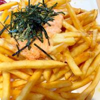 Mentai Mayo Fries