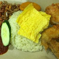 Nasi lemak again... #goodfood #eat #delicious #local