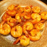 Chinese chili shrimp