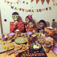 👻🎃HAPPY HALLOWEEN🎃👻 Halloween Party👻🎃👿🍬🍭🍄