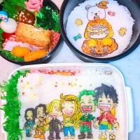 ONE PIECE弁当