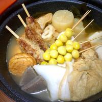 ✨🍢ODEN...nabe dish  that is perfect for a very cold night✨おでん...寒い夜にぴったり✨