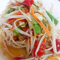Papaya Thai Salad