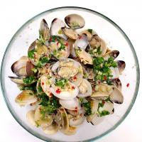 Vongole in white wine