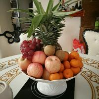 Fresh fruits on my table