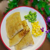 Thermomix traditional pancake