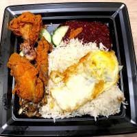 Nasi Lemak... #crave  #delicious  #reallygood  #ohsogood