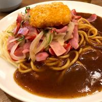 Aランチ🍝🍤