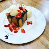 Mini honey toast   @afteryoudessertcafe