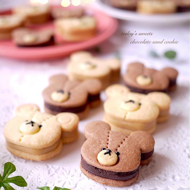 ジャッキーの生チョコサンドクッキー