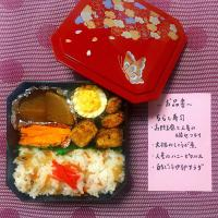 お弁 for mommy パート✌️🍱🌸
