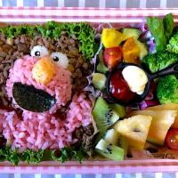 😍Gluten Free Elmo Kid's Lunch😍