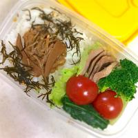 Today's lunch box