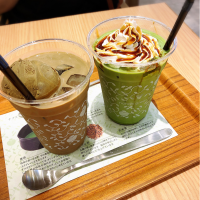 nana's green tea♡