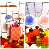 Flower jelly cake &pops