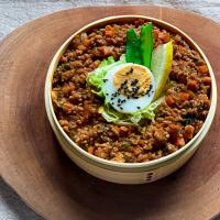 Obento with Italian Tomato Bolognese Sauce!