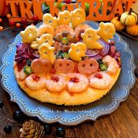 Halloween👻🎃PIZZA