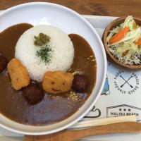 HONU coffee HONUカレー