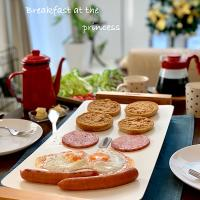 Breakfast at the princess 2019.12.14