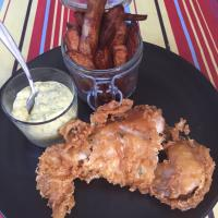 Fish and Chips!!!!!! 100% Homemade !!!!!!