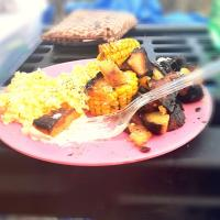 Ronnie Jay's Campfire Breakfast