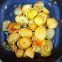 "Tailgate Potatoes with Fresh ""DITCH"" Onions!"