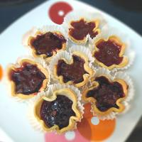 Milk chocolate & Jam tarts