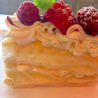 Mille Feuille ( Napoleon pastry Sheets)