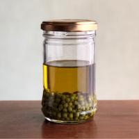 実山椒オイル              green Japanese peppercorn oil