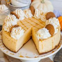 No bake pumpkin cheesecake