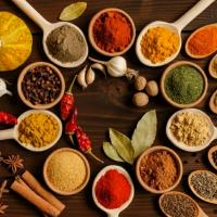 Essential spices in Indian cuisine 😋