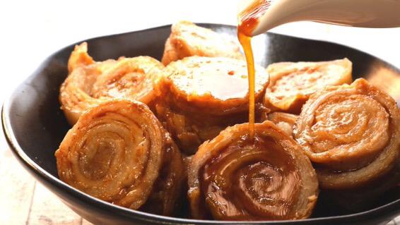 豚 バラ 肉 チャーシュー