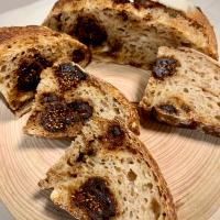 Black Mission Fig and Toasted Anise   Seed Sourdough Bread (pic 2)