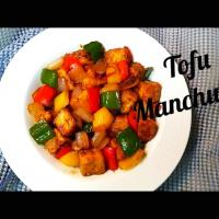 Tofu manchurian #RichLe's Kitchen