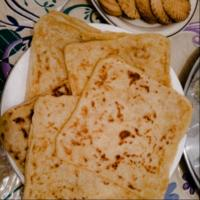 MSEMMEN Msemen is a square, crispy Moroccan flatbread made with layers of folded, paper-thin semolina dough and delicious butter
