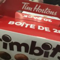 Box of timbits