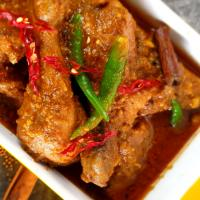 Mustard Chicken Curry
