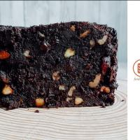 Xmas Chocolate Fruit Cake
