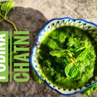 Mint / Pudina Chatni