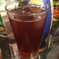 Sugar free iced tea