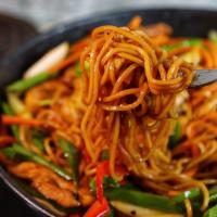 best ever Chicken Chowmein