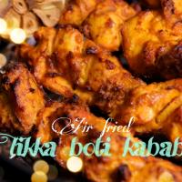 chicke boti kabab in air fryer