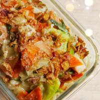 Creamy silky Vegetables  click 'view recipe' to get the full recipe