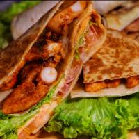 "TIKTOK TORTILLA WRAP get the FULL recipe in ""VIEW RECIPE"""