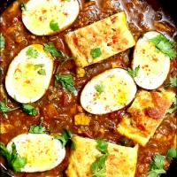 egg curry .....