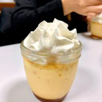 Purin: Japanese caramel custard pudding