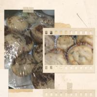 Prae~*'s dish Heavenly Chocolate chip muffins