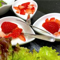 Strawberry Aloe Yogurt